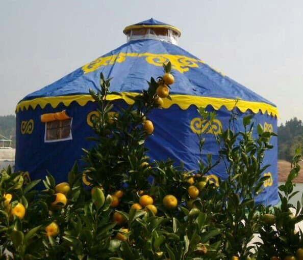 16' Everglades Event Yurt Tent