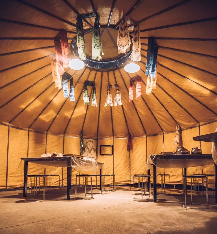 49.2' Yosemite Event Yurt Tent