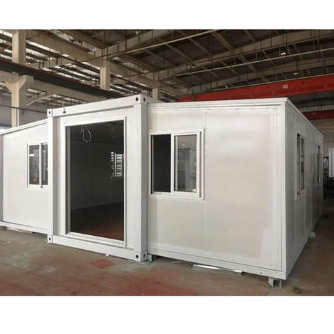 Expandable 2-3 Bedroom Shipping Container Home