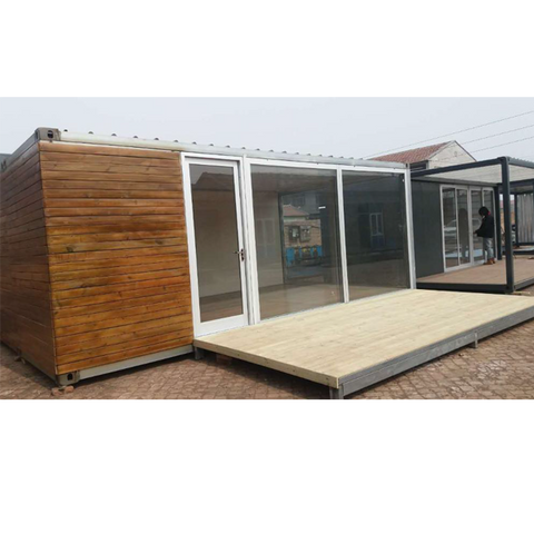 20' Studio Shipping Container w/ Deck