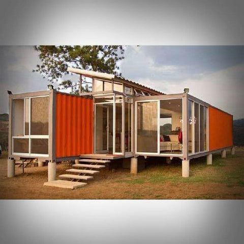 3 Bedroom / 2 Bath Deluxe Container Home