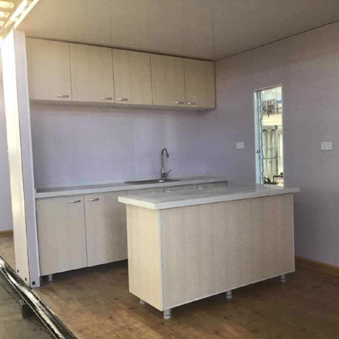 Extra Large 2 Bedroom & 1 Bathroom Container Home