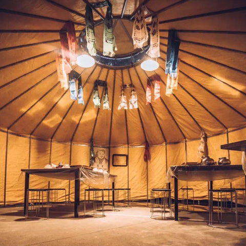 65.6ft Wrangell Event Yurt Tent