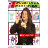 American Sign Language for Babies & Toddlers DVD