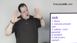 Tricky Words in ASL: Homonyms, Vol. 5 with FREE S&H