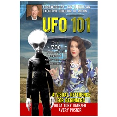 UFO 101: A Visual Reference for Beginners Book - Deaf Authors! Free Shipping