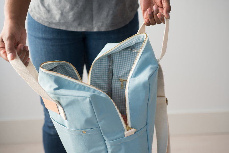 Making Backpack PDF Pattern