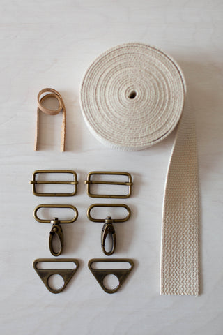 Redwood Tote Hardware Kit