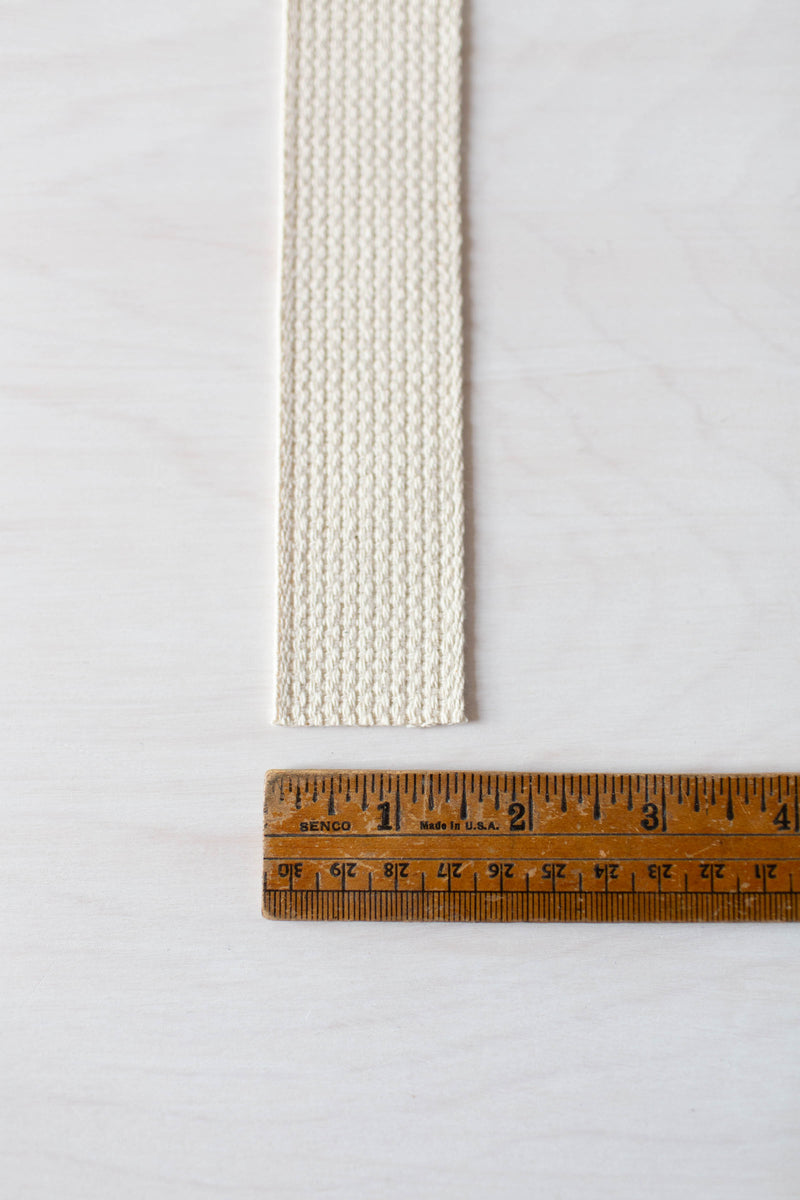 "Cotton Webbing (1 1/2""-wide)"