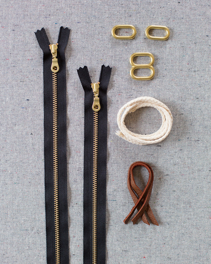 Traverse Bag Hardware Kit
