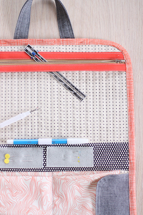 Road Trip Case PDF Pattern