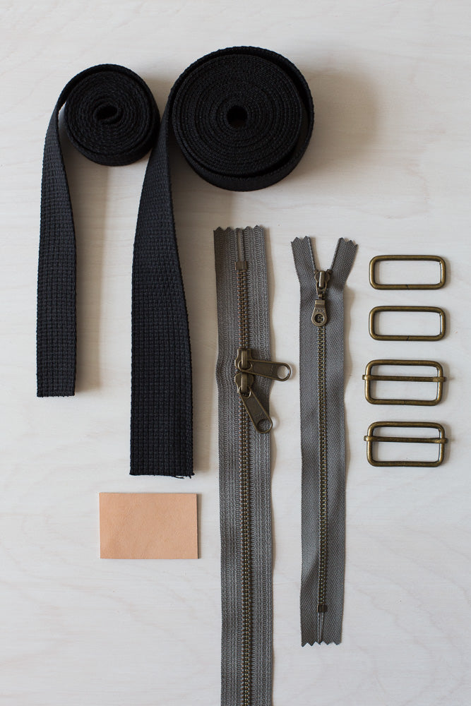 Making Backpack Hardware & Webbing Kit
