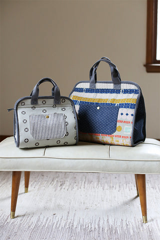Wool + Wax Tote PDF Pattern