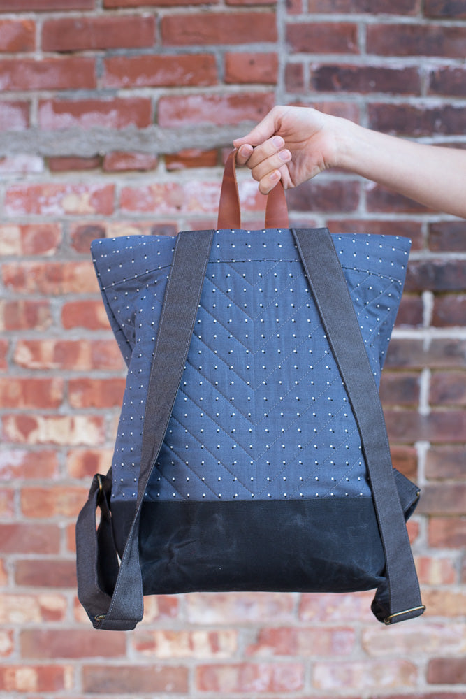 Range Backpack PDF Pattern