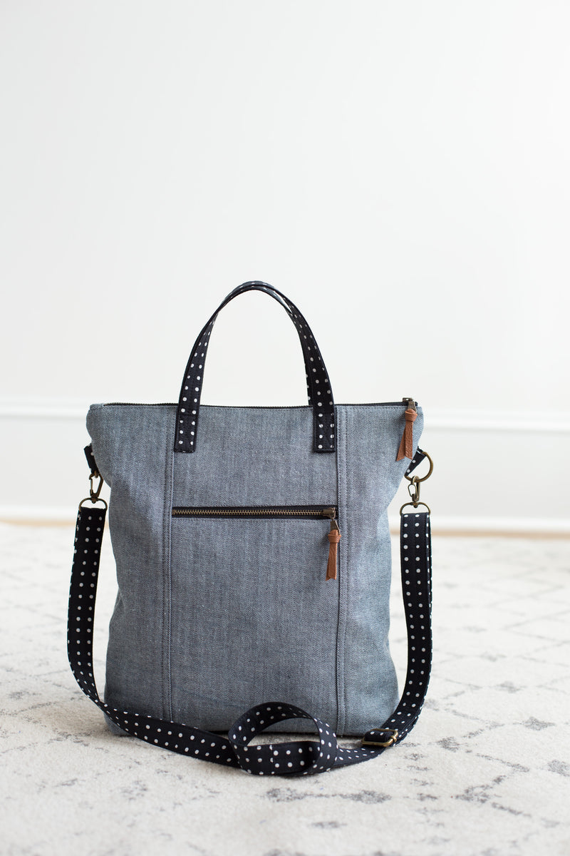 Redwood Tote PDF Pattern