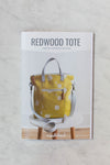 Redwood Tote Pattern