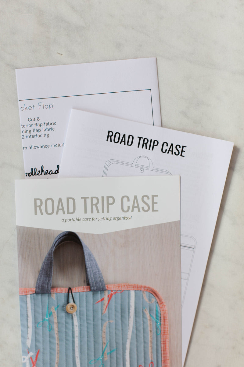 Road Trip Case Pattern