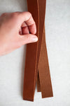 "Leather Handles (1""-wide)"