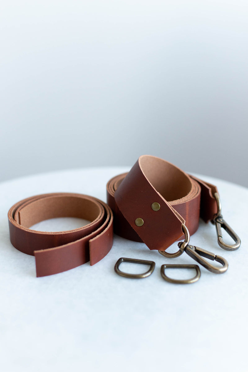 Leather Kit for Explorer Tote - Limited Edition!