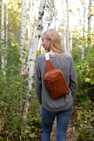 Traverse Bag Pattern