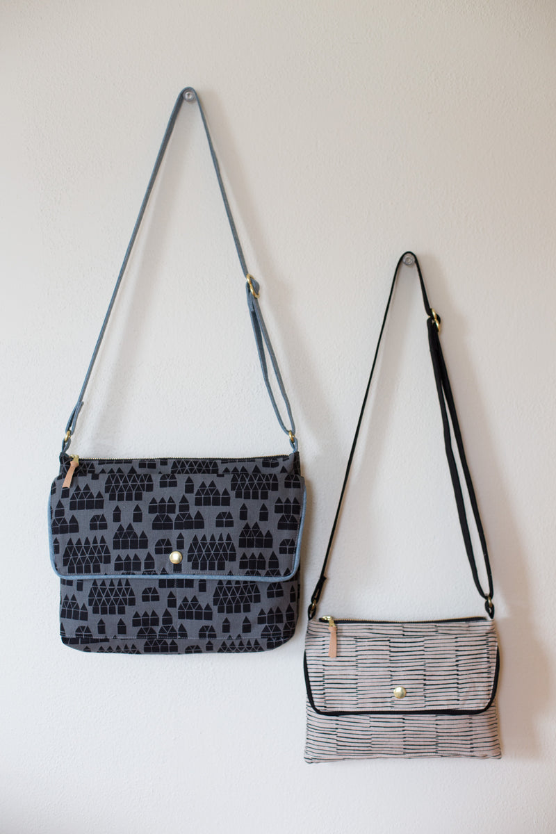 Traverse Bag PDF Pattern