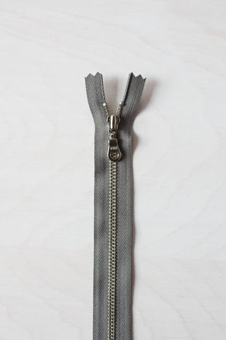"24"" Metal Jacket Zipper"