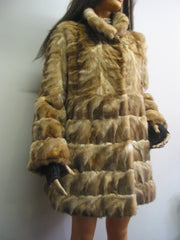 Sable front paw jacket #16