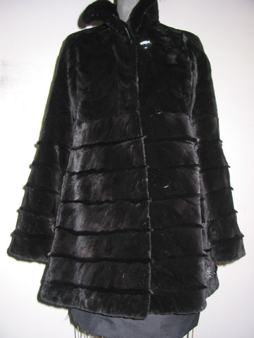 Mink fur jacket #61