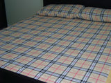 Bed Sheet 958 Cotton Blend Twin Printed Shieno