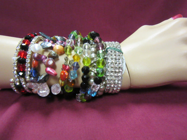 Bracelet 3558 Indian Designer Assorted Bracelets Fashion Jewelry