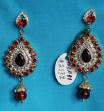 Earring 2172 Chand Bali Jhumki Earrings