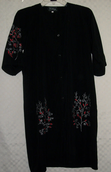 Abaya 2283 Dubai Black Abaya Sheela For Girls About 7 Years Sheino