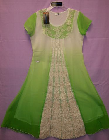Blouse 4250 Kurti Tunic Shirt Salwar Kameez Dupatta Indian Shieno
