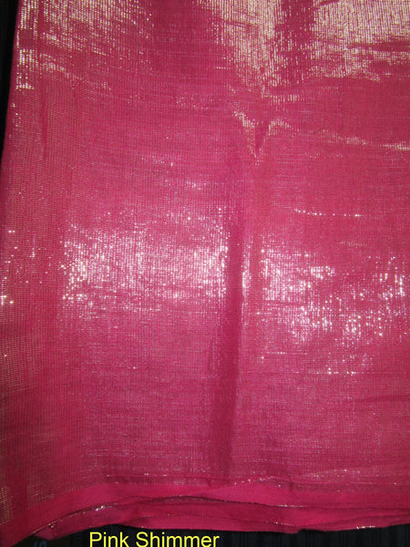 Lining 7616 Cotton Color Lining Fabric Material for Choli