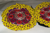 Coasters Beads Mirror Shieno Sarees Pleasanton