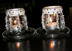 Candle Glass Holders