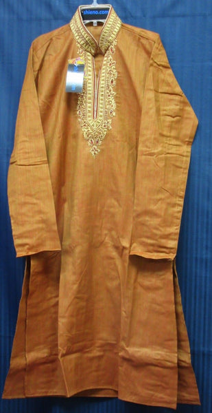 Men's 7029 Party Wear Kurta Pajama Set Small Size