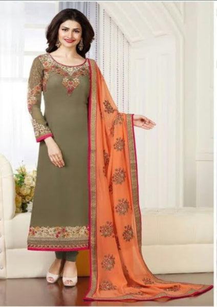Suit 7566 Salwar Kameez Dupatta Party Wear Long Kameez M Shieno Sarees
