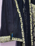 Suit 7791 Blue Tussar Trousseau Salwar Kameez Dupatta M Bridal Wear Dress