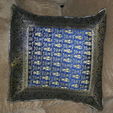 Pillow Covers 792 Blue Decorative 4 Pillow Covers Shieno