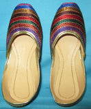 Mojari 7948 Indian Women Juti Jooti Ballet Flat Saleem Shahi Shoe Khussa