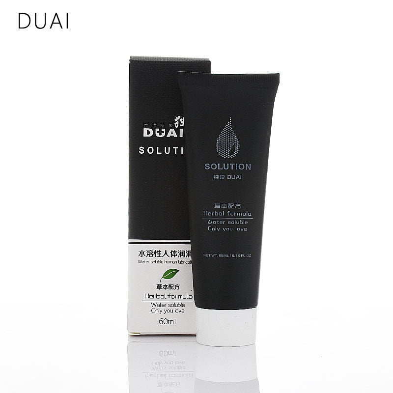 DUAI 60ML intimate lubricant and tightening gel female libido enhancer - specialsextoys.com