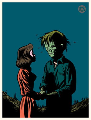 Charles Burns' Forever Yours