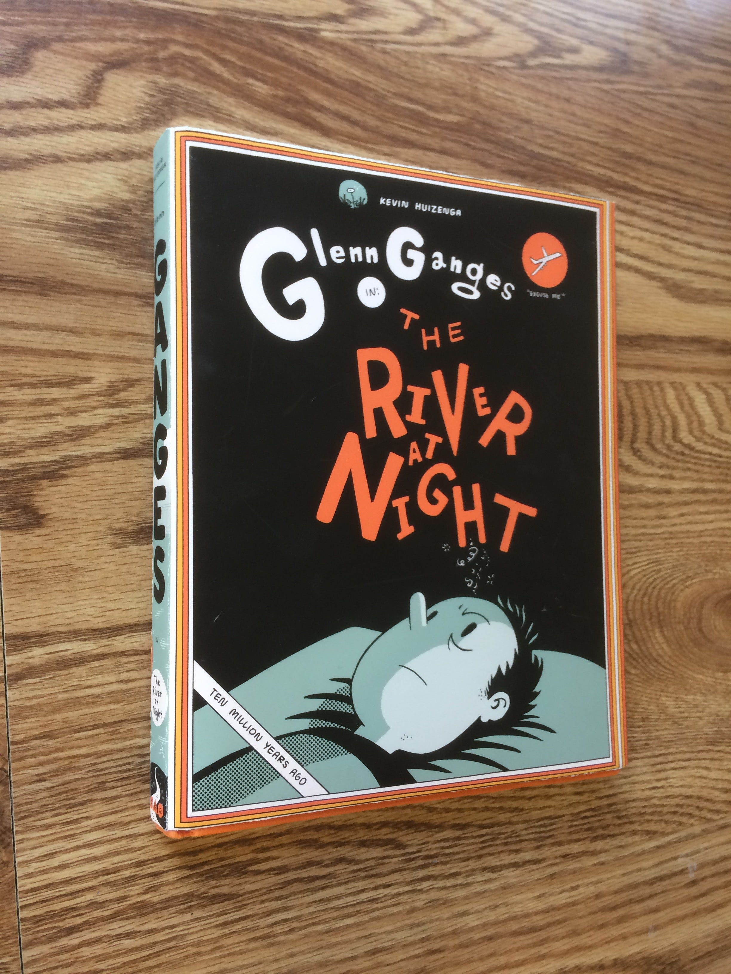 Glenn Ganges in: The River at Night Special Bundle