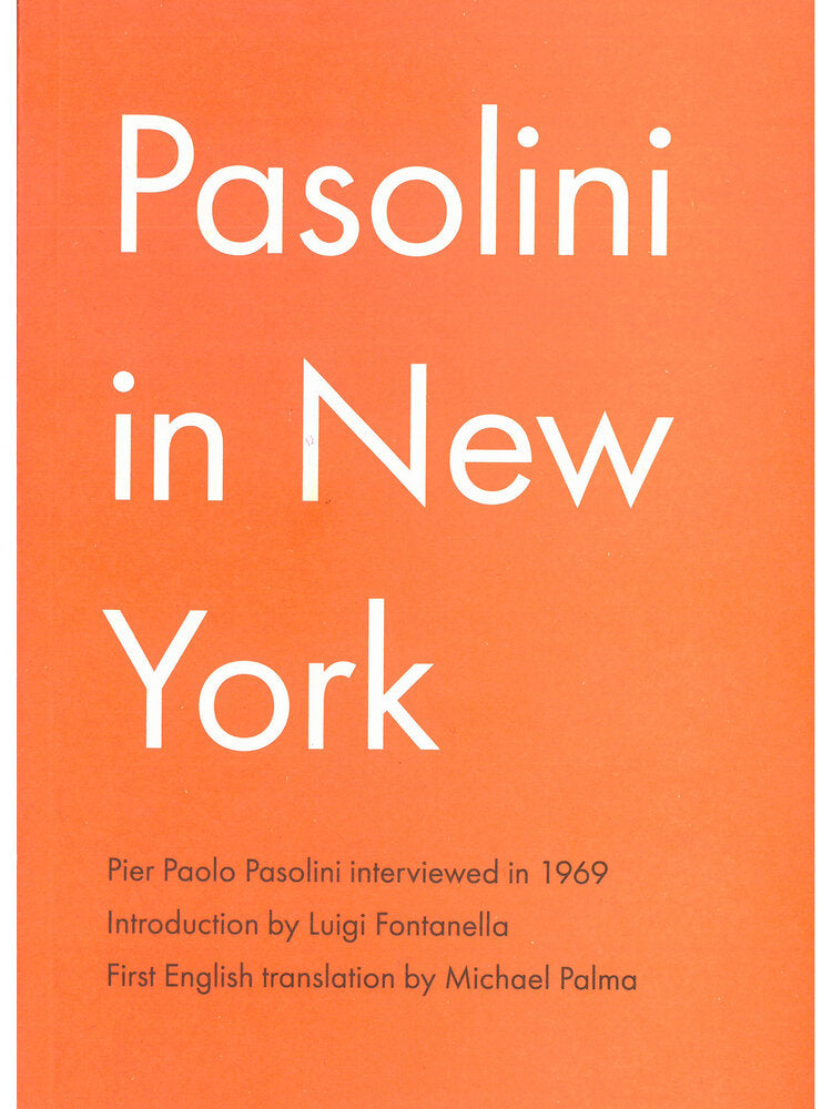 3 Directors book set: Pasolini/Huston/Kiarostami