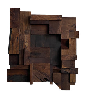 ABSTRACT WOOD ART # 3