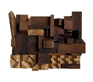 ABSTRACT WOOD ART # 4