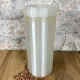 Two Litre Pearl Container with Pearl Lid - Plastic Free Biodegradable