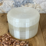 Half Litre Pearl Container With Pearl Lid  - Plastic Free Biodegradable