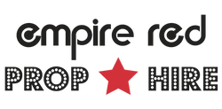 Empire Red Prop Hire